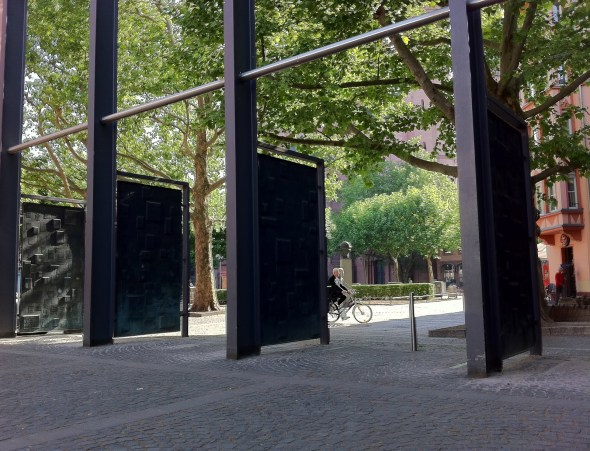 >The Gates of the Gutenberg Museum - Lost and Unlost - #1370